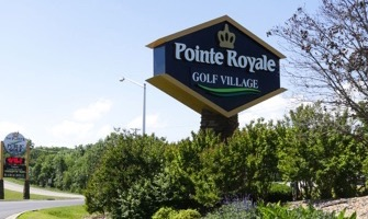 Pointe_Royale_sign
